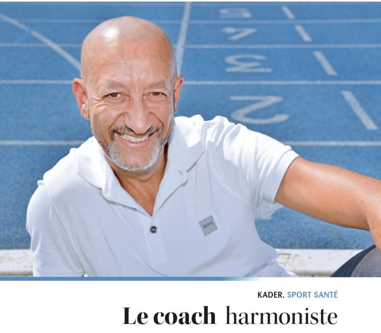 Photo du coach athlétisme santé