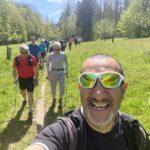 Marche nordique montbéliard