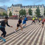 Urban training Belfort